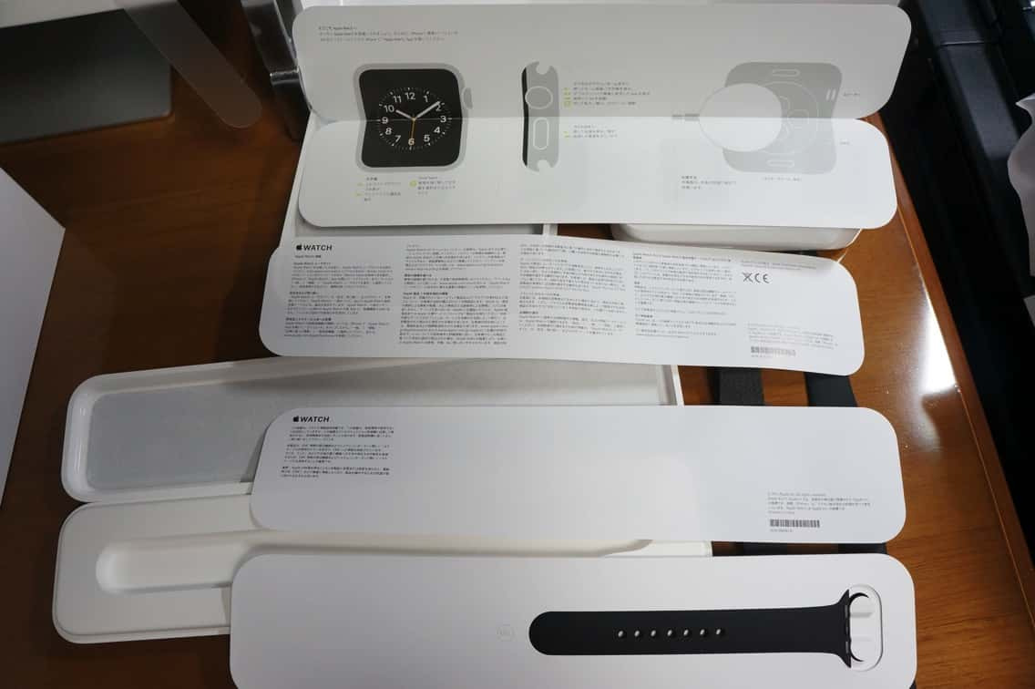 Apple Watch 説明書