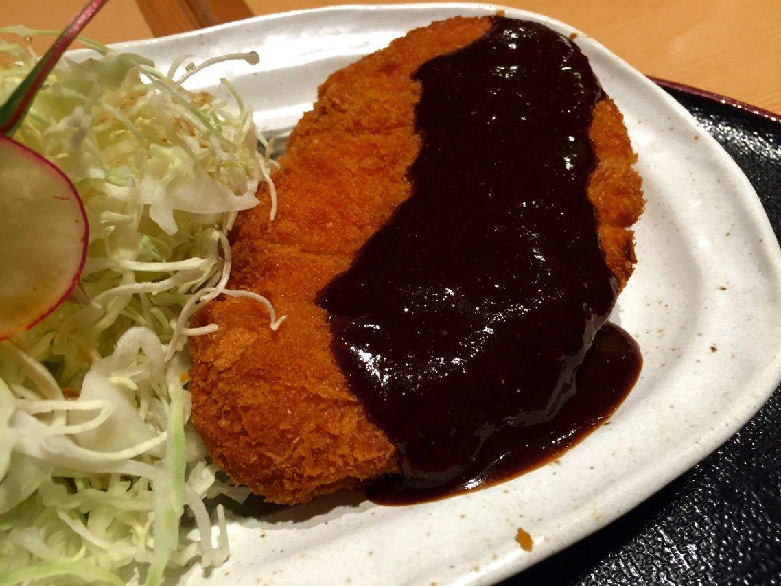 とり味噌カツなんて初めて食べた!『とり五鐵(ごてつ)』名古屋 JRセントラルタワーズ店