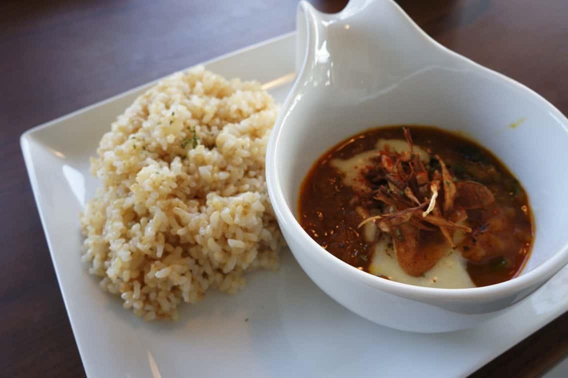 金沢のオーガニックカフェ『Re:pair(リペア)』のランチで食べたカレーが美味しすぎた