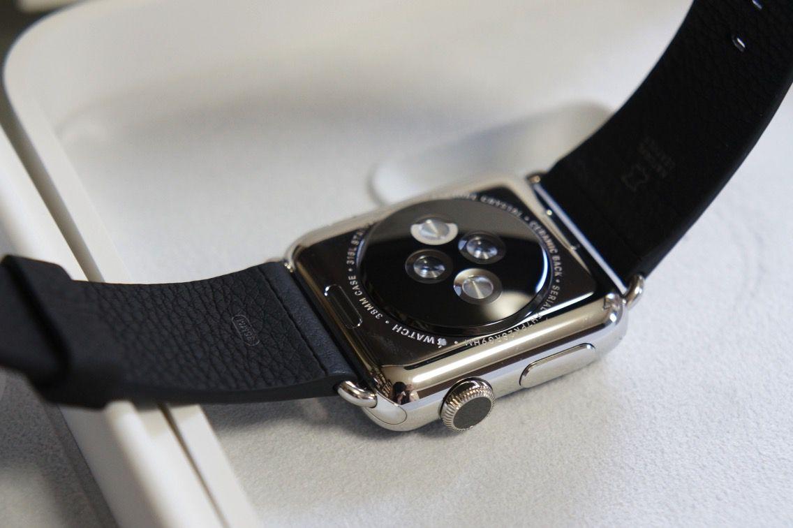 Apple Watch 箱の中