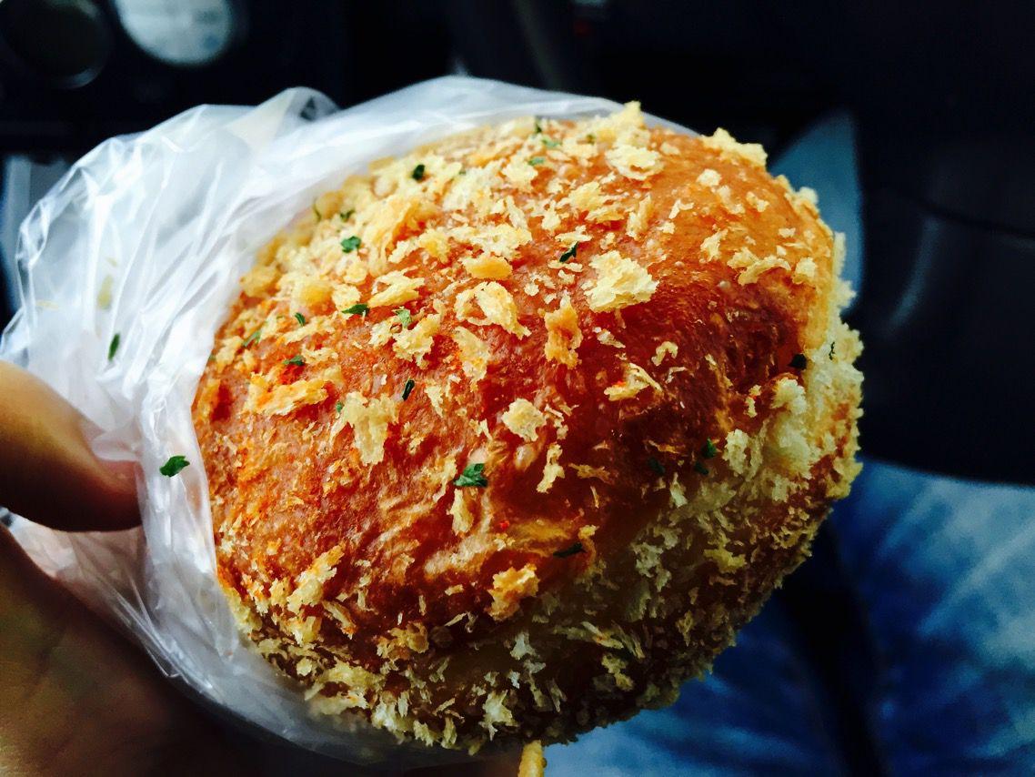 ランコントル タンドリーチキンカレーパン