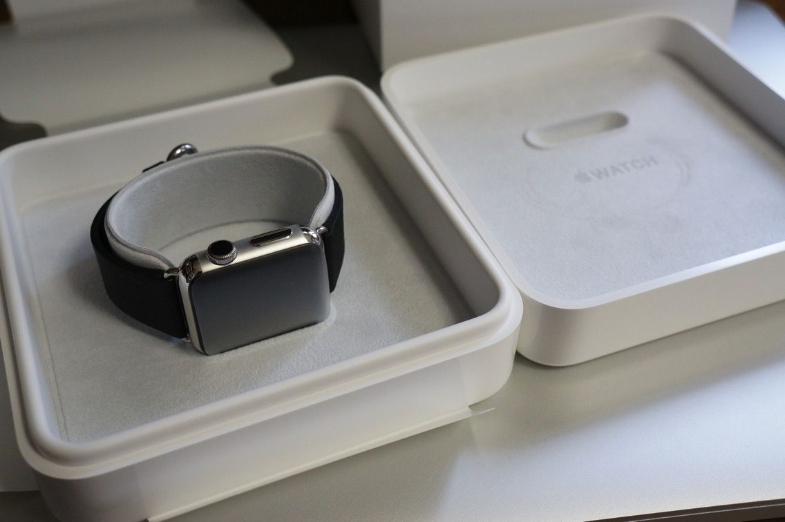 Apple Watch登場