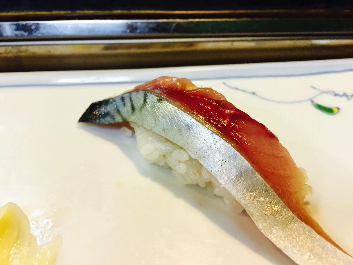 千代寿司 鯖