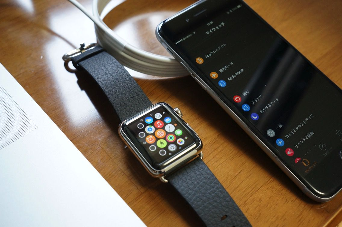 Apple Watch 使用開始