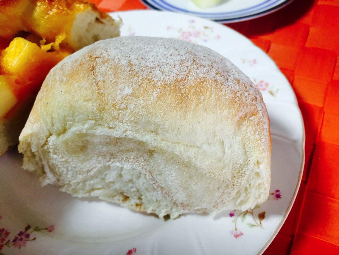 アンデルセン ハイジの白パン