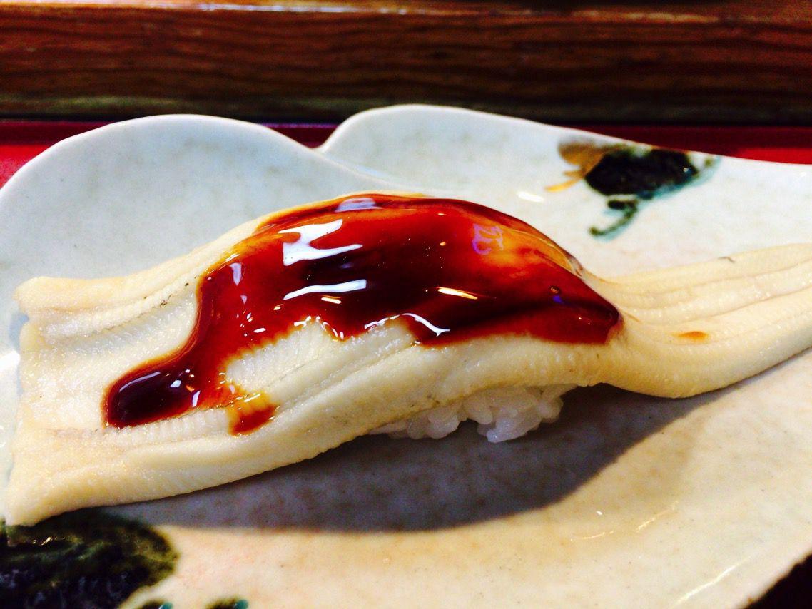 千代寿司 あなご