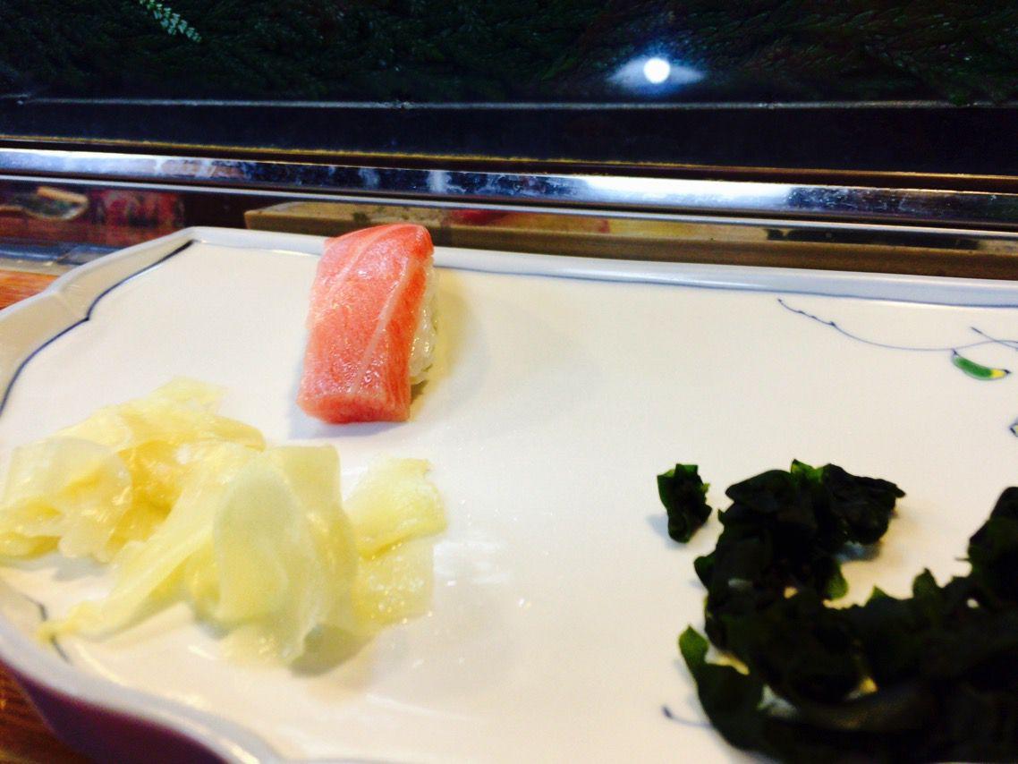 千代寿司 中トロ