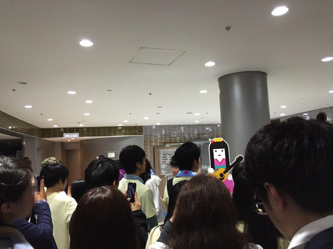 """『miwa concert tour 2015 """"ONENESS"""" in 金沢本多の森ホール』のLIVEレポというか双眼鏡でガン見した感想"""