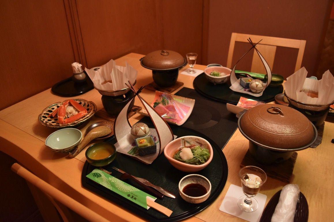 美松 夕食