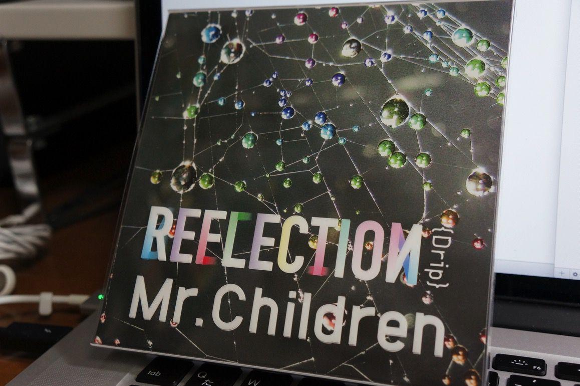 REFLECTION アルバム