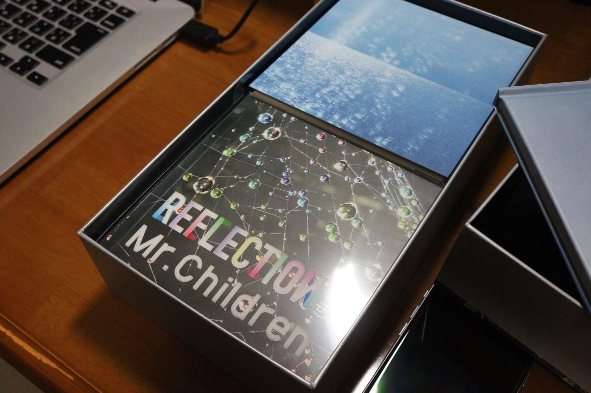REFLECTION CDとライナーノーツ