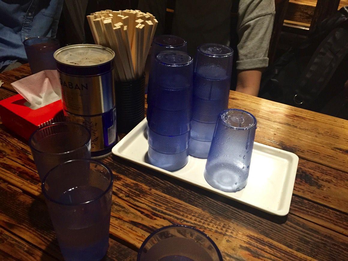 一喜 テーブル