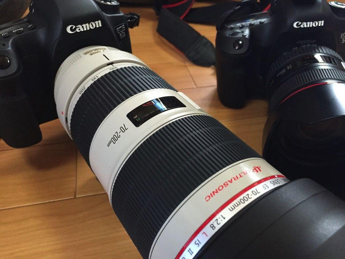 セミプロカメラマンのカメラ