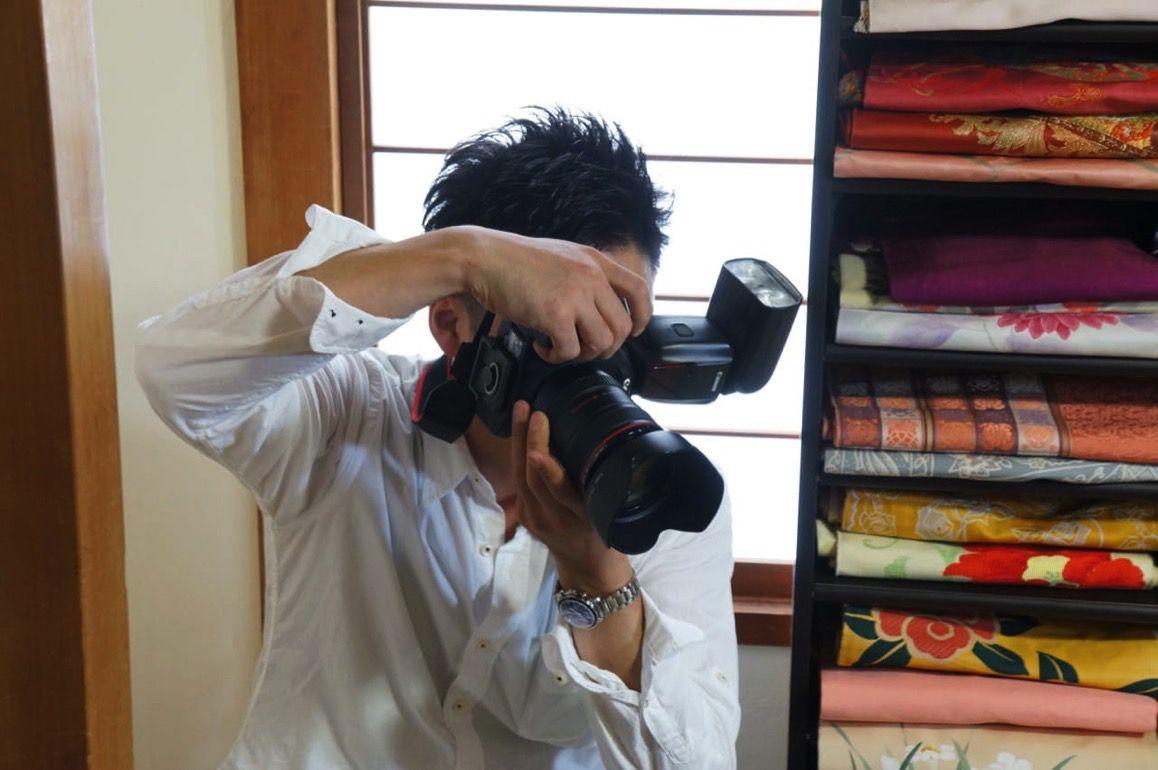 セミプロカメラマン