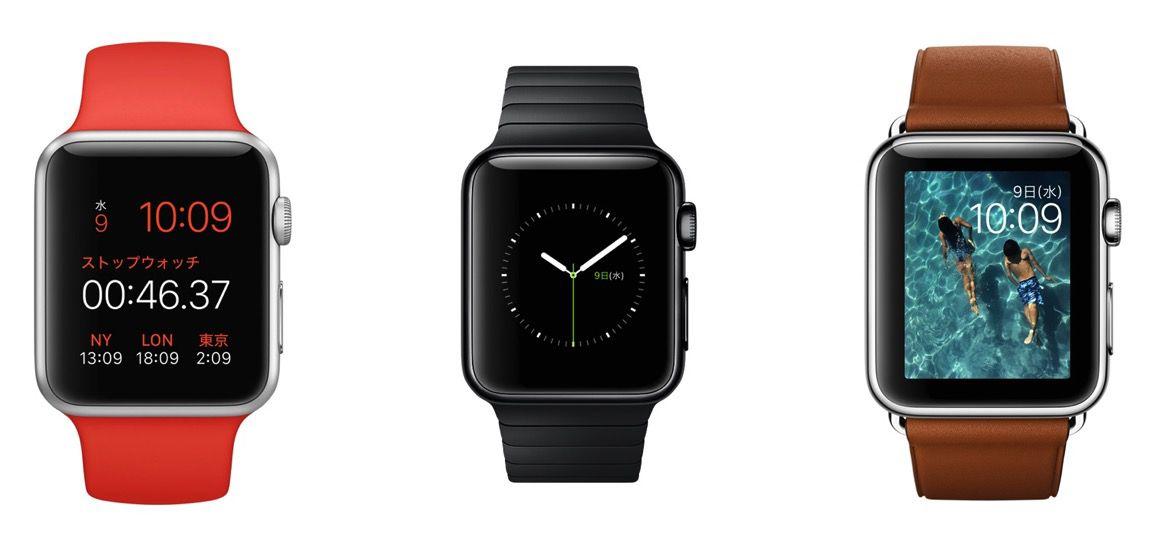 Apple Watchはカスタマイズするだけでかなり使える!ぼくの行ったカスタマイズまとめ