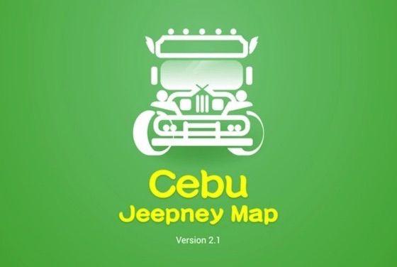 セブ島でジプニーの行き先がわからなくなったら「ジプニーマップ」がオススメ!