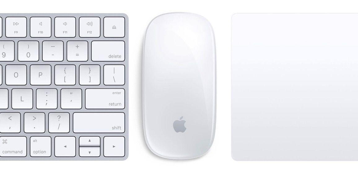 Apple製アクセサリ Magicシリーズ