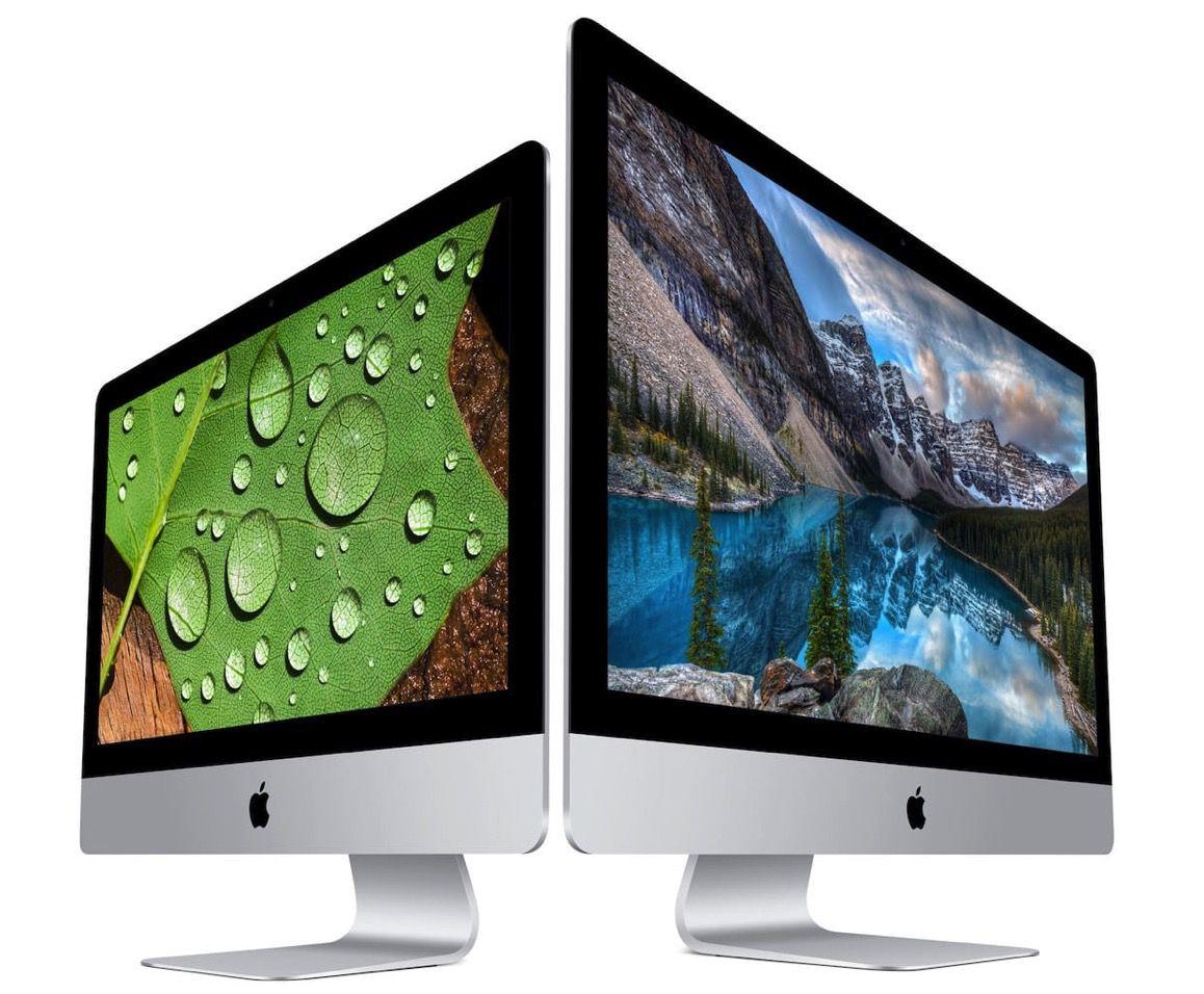 新型iMac 5K 2015