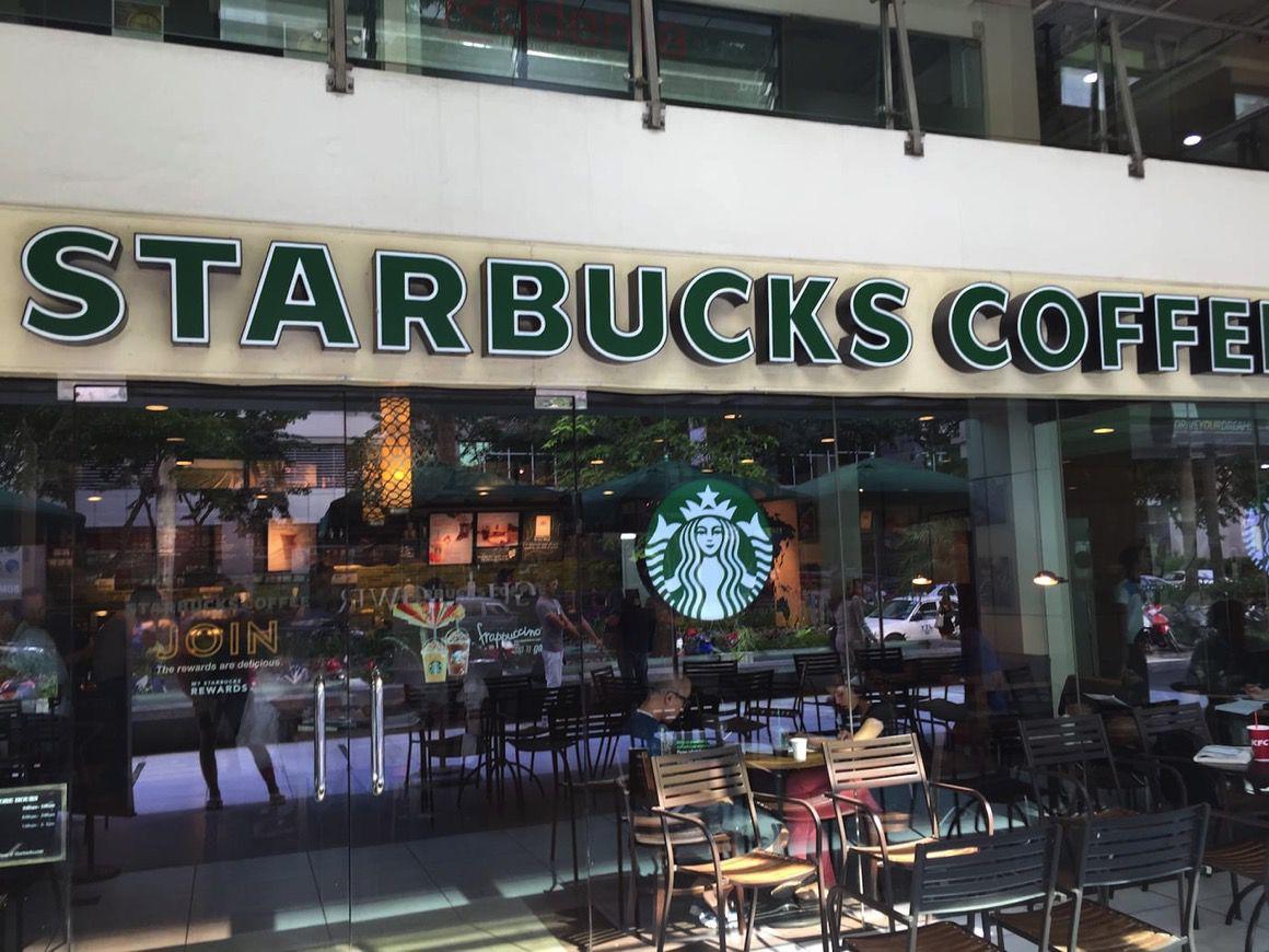 ITパークのスターバックスコーヒー